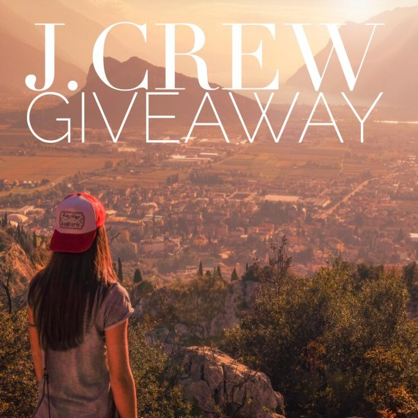 April J Crew Giveaway