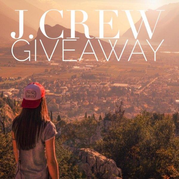 April J Crew Giveaway