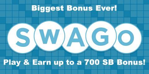 Biggest Swago Ever with Swagbucks