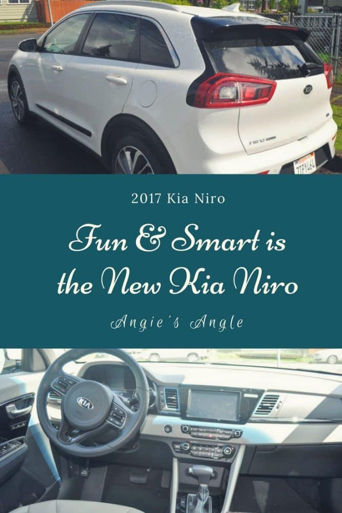 Fun and Smart is the New Kia Niro #ad #DriveKia