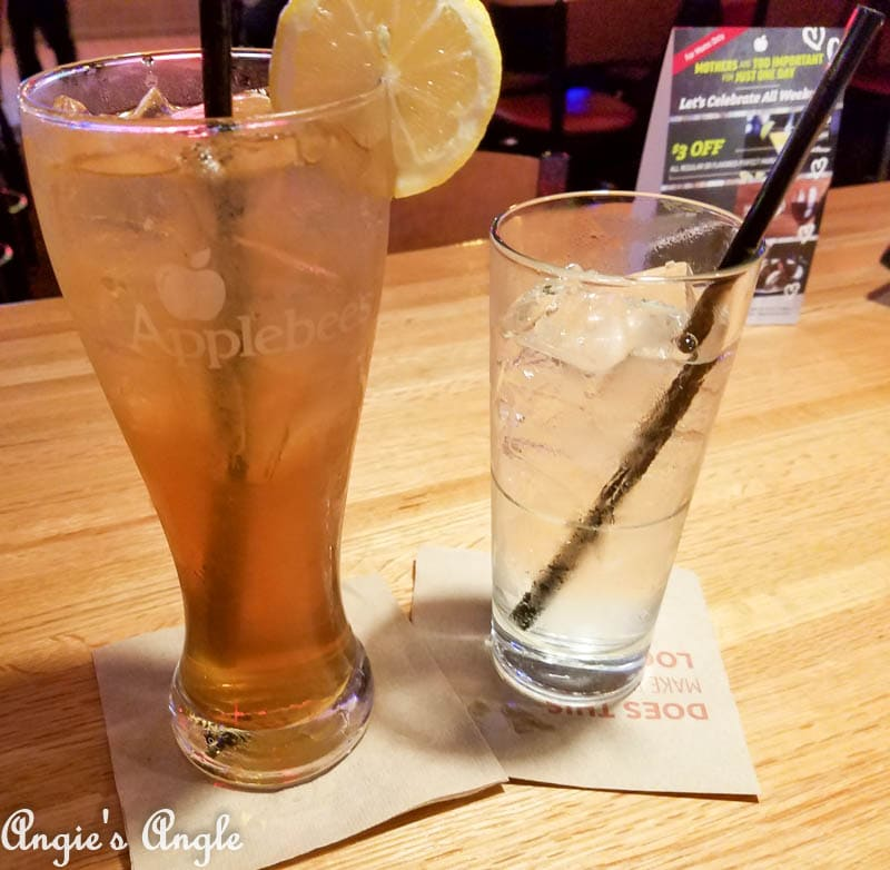 2017 Catch the Moment 365 Week 19 - Day 132 - Applebees Drinks