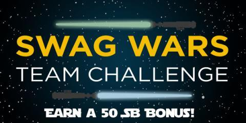 Swag Wars Team Challenge
