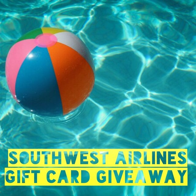 Fly Away with Southwest Airlines Giveaway