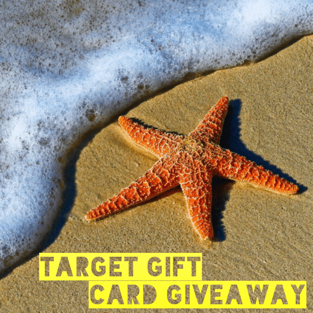 July Target Giveaway