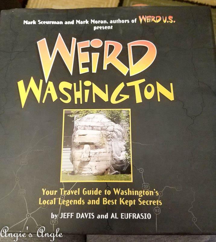 2017 Catch the Moment 365 Week 32 - Day 222 - Weird Washington