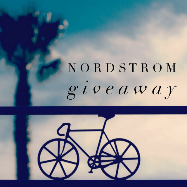 August Nordstrom Giveaway