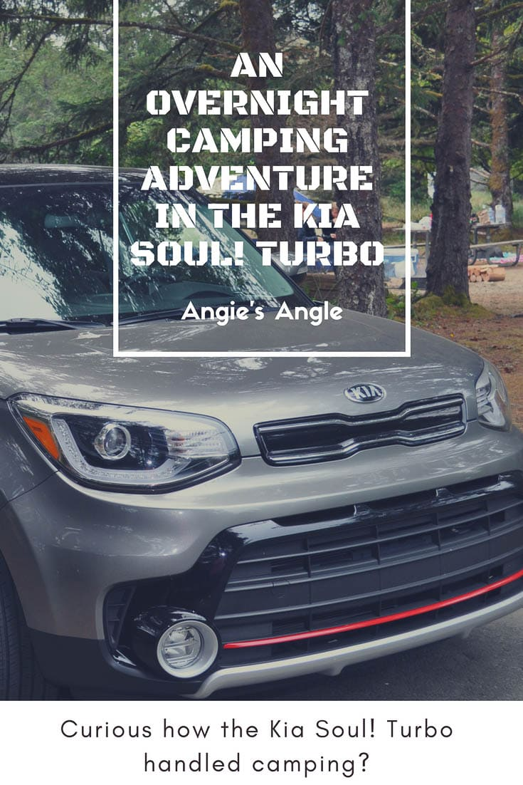 An Overnight Camping Adventure in the Kia Soul Turbo