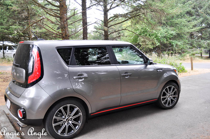 Camping Adventure in the Kia Soul Turbo-6