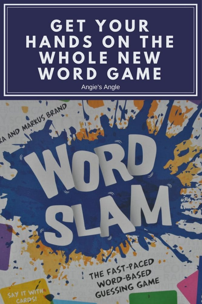 Get Your Hands on the Whole New Word Game