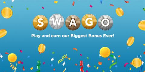Biggest Swago with Swagbucks