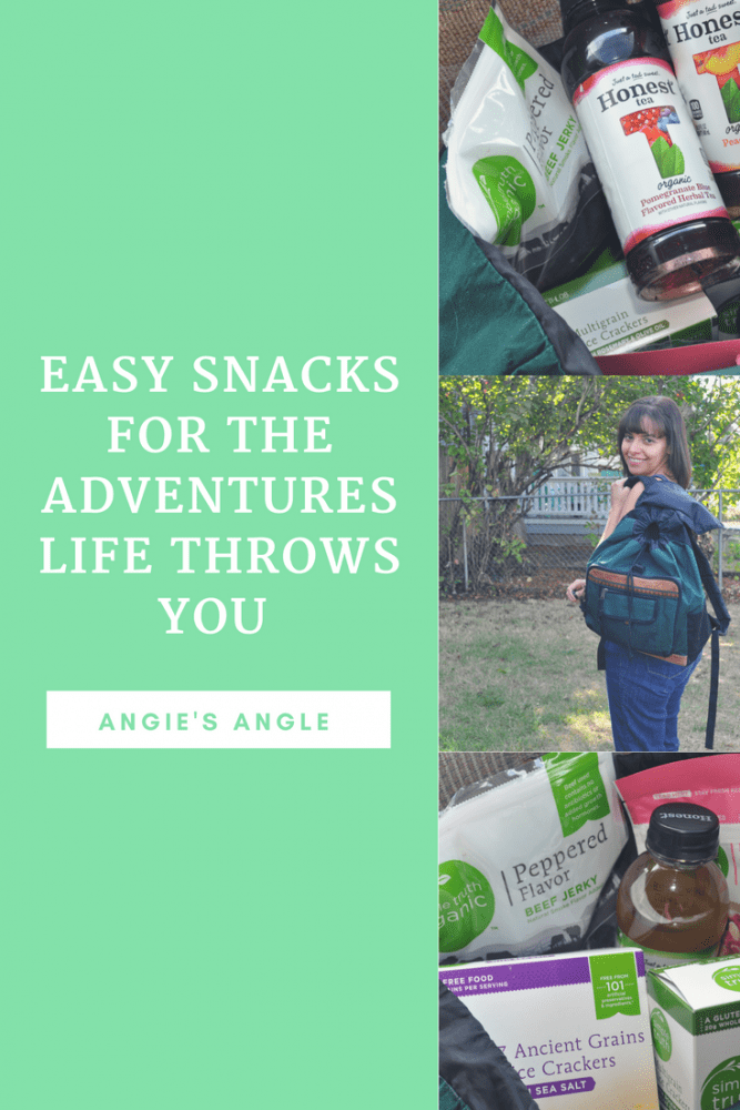 Easy Snacks for the Adventures Life Throws You - Hero