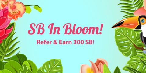 Spring Bonuses with Swagbucks in May