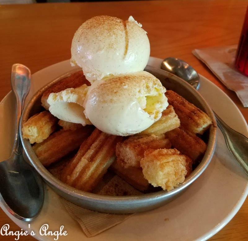 2017 Catch the Moment 365 Week 40 - Day 276 - Churro Dessert at BJs