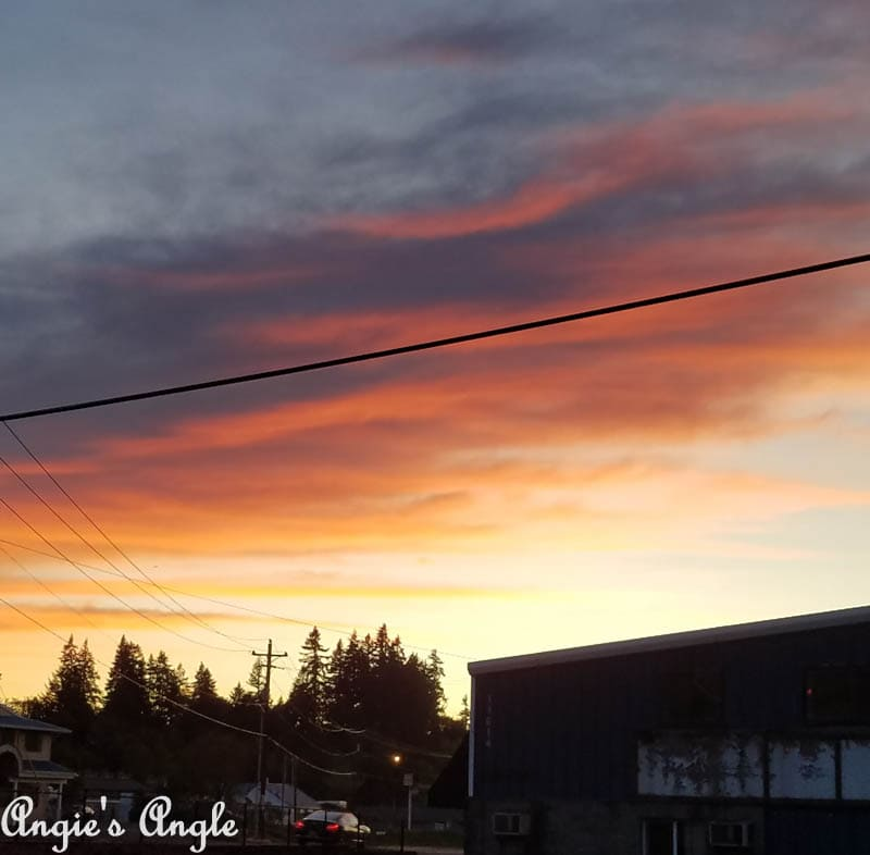 2017 Catch the Moment 365 Week 40 - Day 277 - Sunset