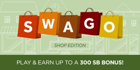 Swago Shopping Edition with Swagbucks