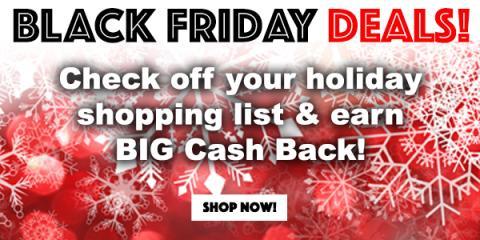 Black Friday Deals with Swagbucks