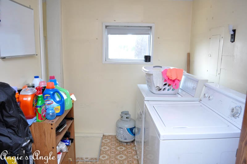 Surprising Functions of the Utility Room Now