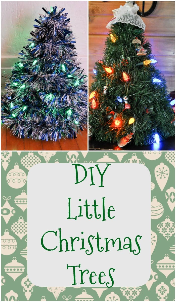 How to Make Your Own Little Christmas Tree