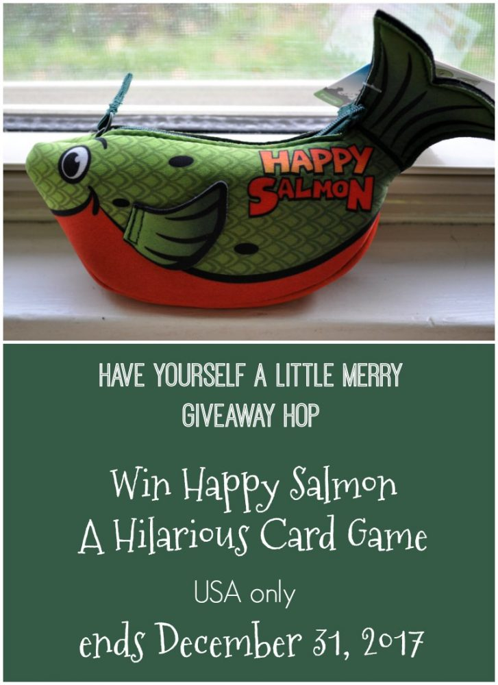 Win Happy Salmon