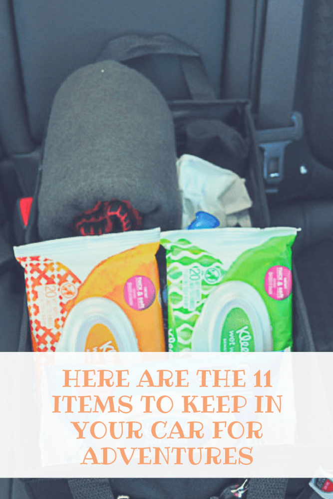 11 Items to Keep in Your Car - Hero