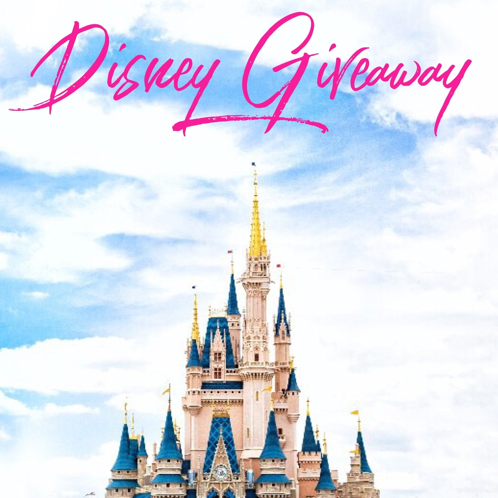 March Disney Giveaway