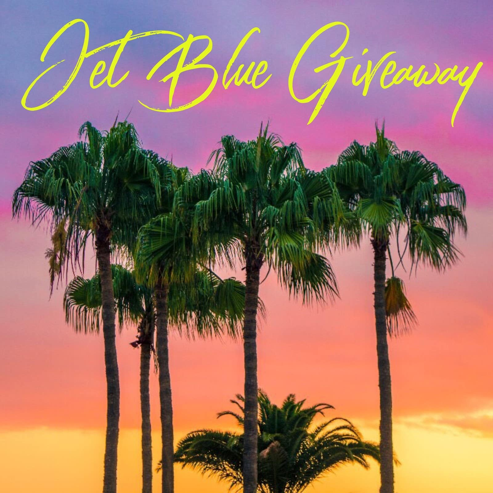 March Jet Blue Giveaway