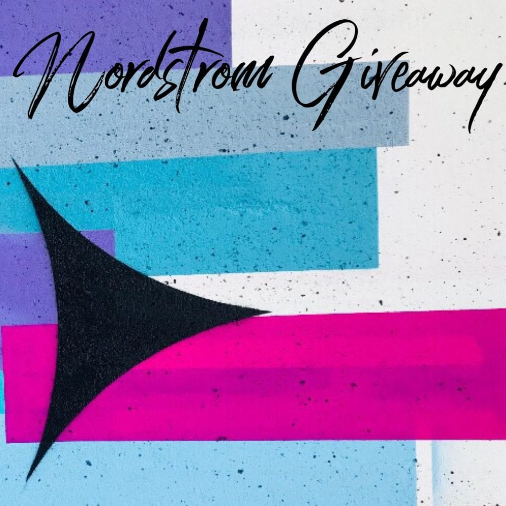March Nordstrom Instagram Giveaway
