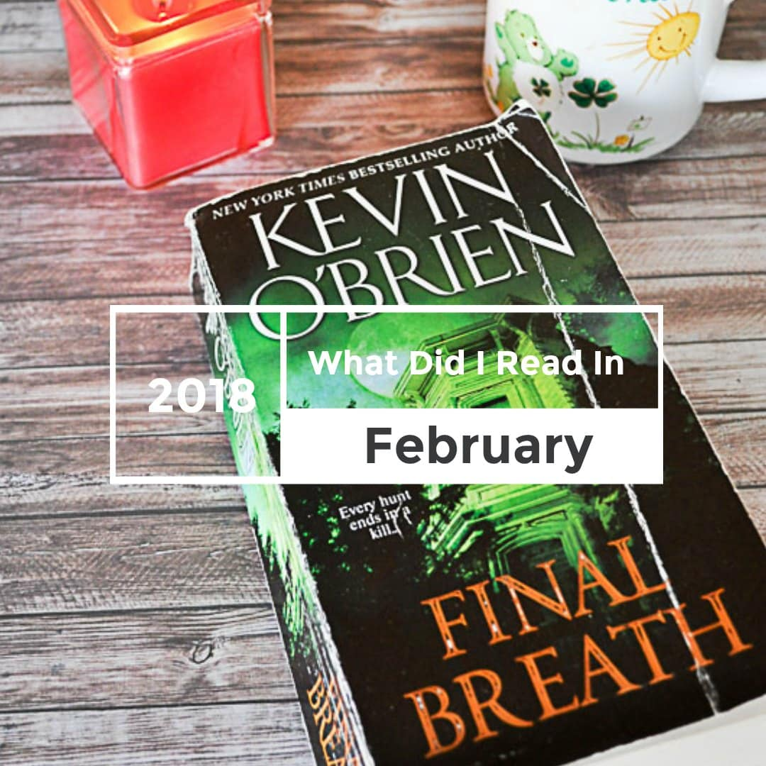 What Did I Read in February 2018?