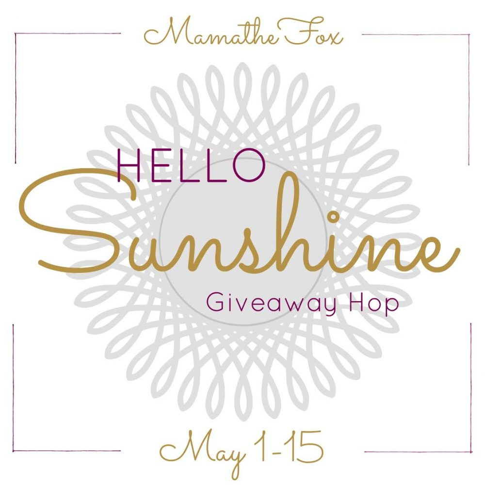 Hello Sunshine Giveaway Hop - Travel Games