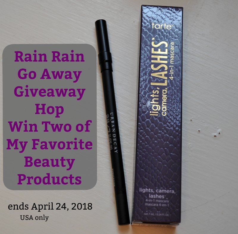 Win Two of my Favorite Beauty Products