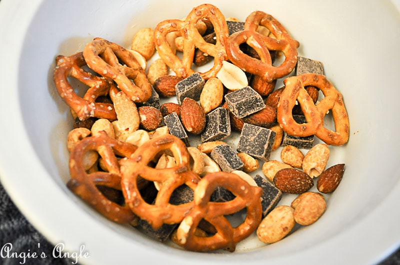 2018 Catch the Moment 365 Week 22 - Day 154 - Kroger Trail Mix