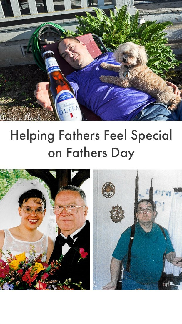 Helping Fathers Feel Special on Fathers Day