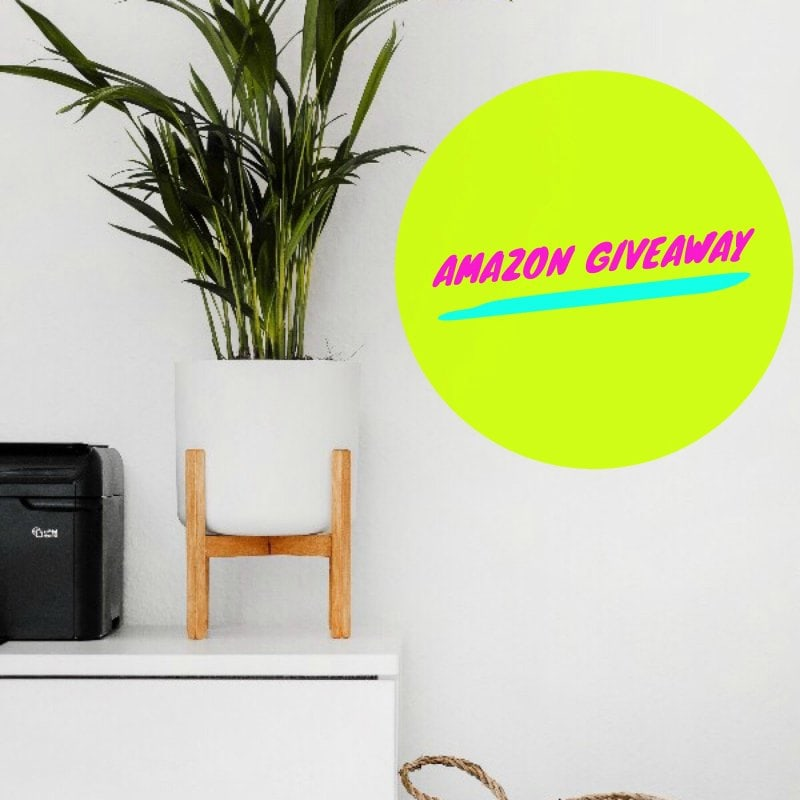 May Amazon Giveaway ends June 27, 2018
