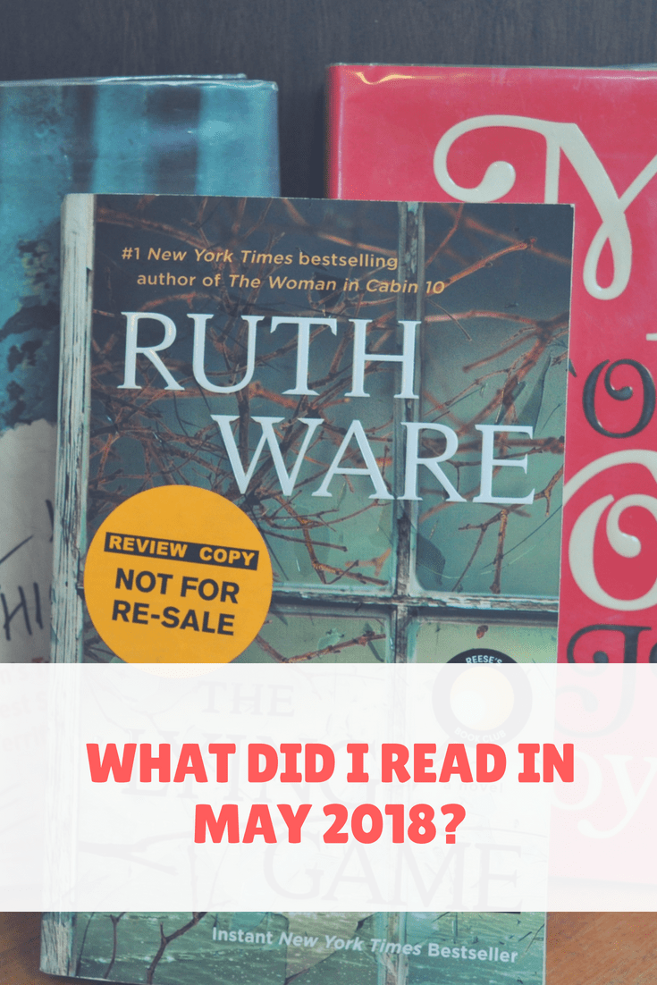 What Did I Read in May 2018?