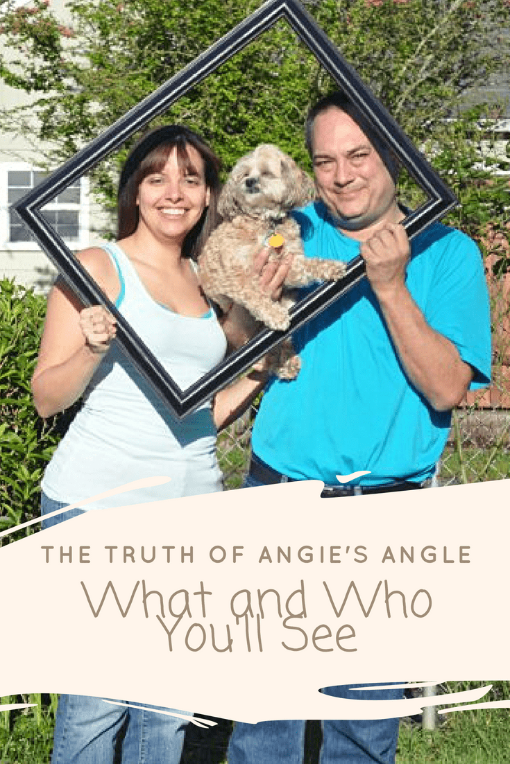 It's been awhile since I did a full update on what you'll see around here on Angie's Angle. Because it's been awhile & maybe your new - I decided it was time for the truth of Angie's Angle. Giving you a brief of what and who you'll see around here.