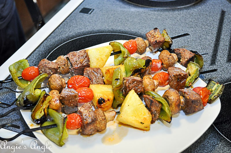 2018 Catch the Moment 365 Week 27 - Day 185 - 4th Tradition of Kabobs