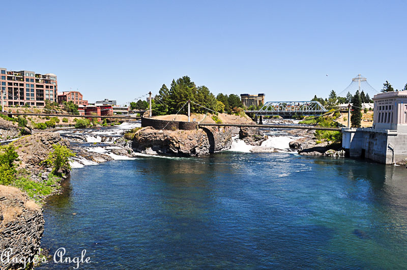 2018 Catch the Moment 365 Week 28 - Day 194 - Spokane Falls