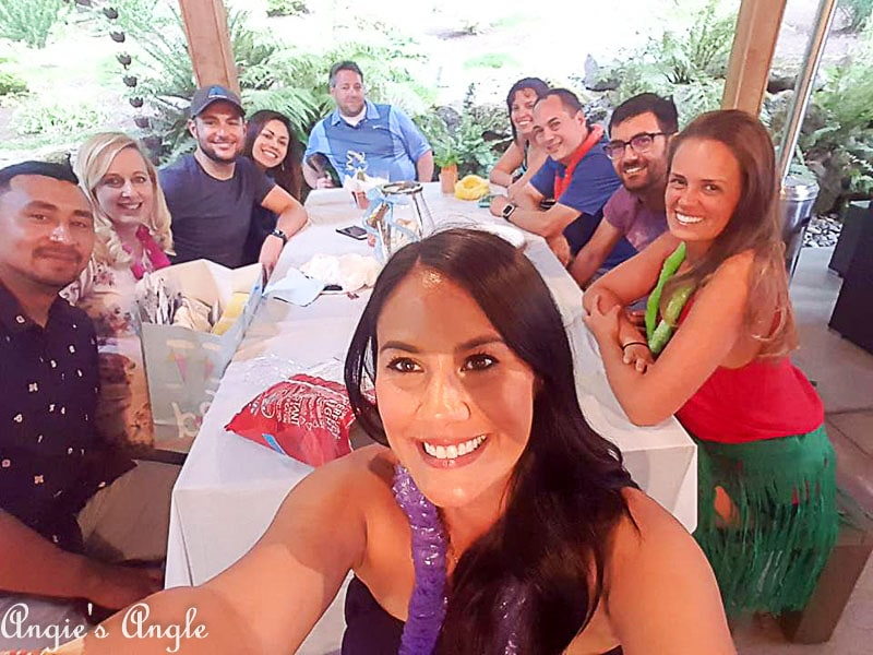 2018 Catch the Moment 365 Week 29 - Day 203 - Jenn and Edgar Baby Shower Group