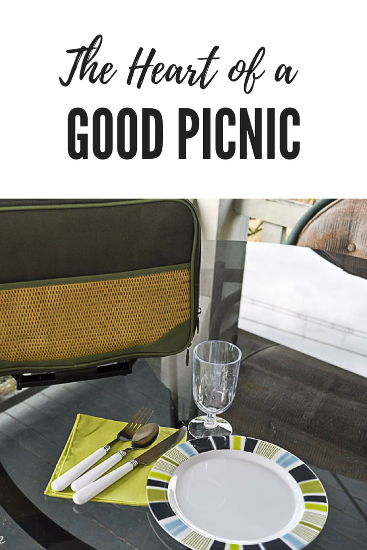 The Heart of a Good Picnic