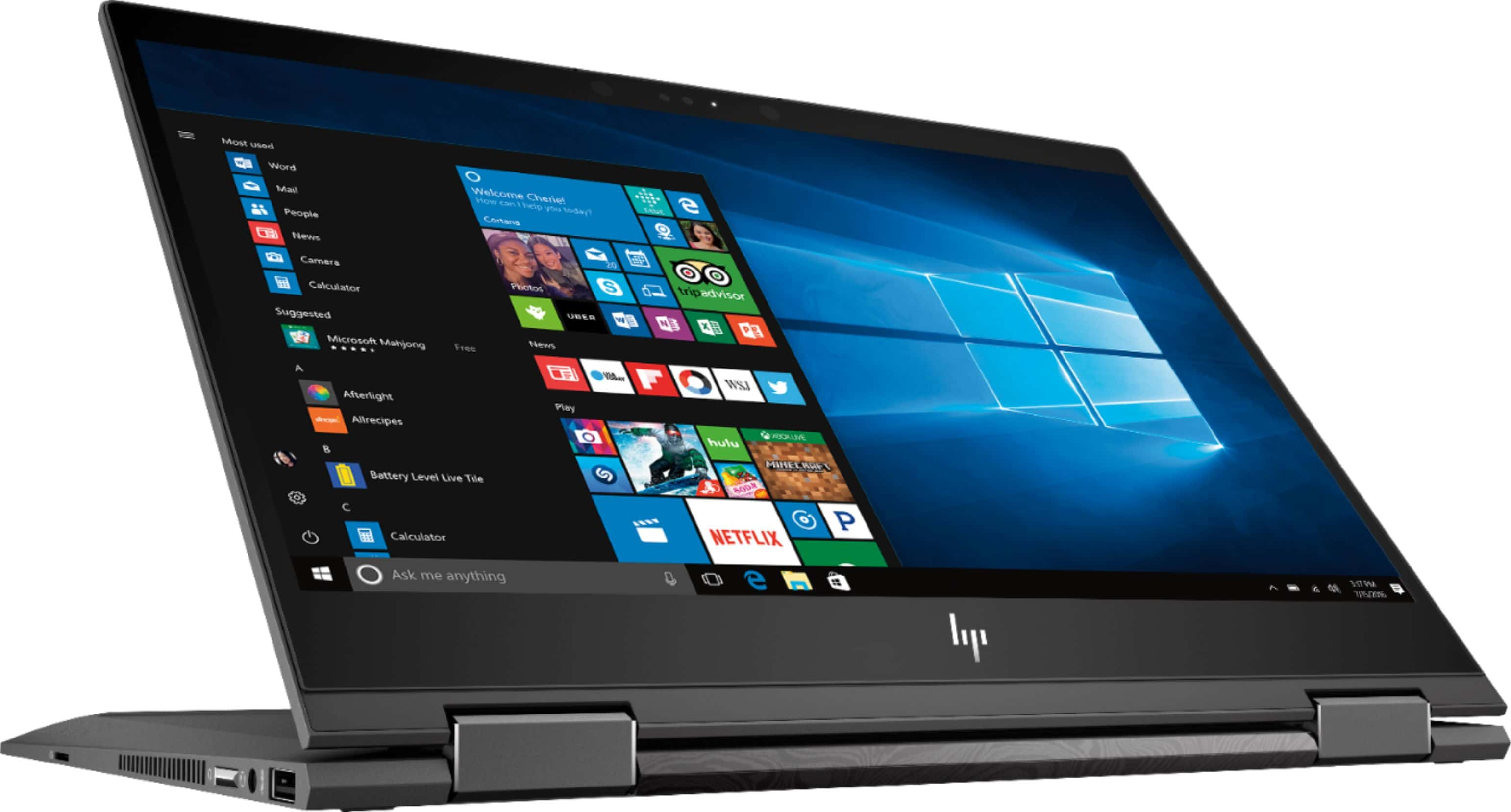 The Laptop You Desire in the HP Envy