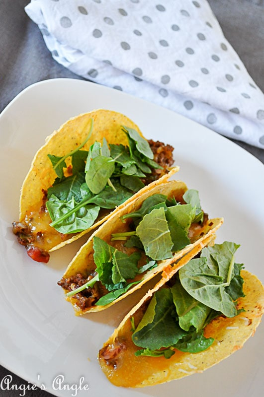 Spicy Taco Meat with a Twist