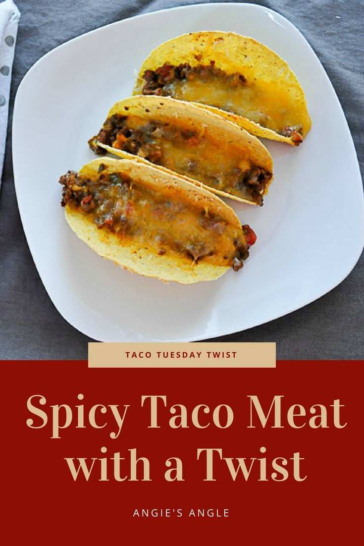 How to Make a Spicy Taco Meat with a Twist