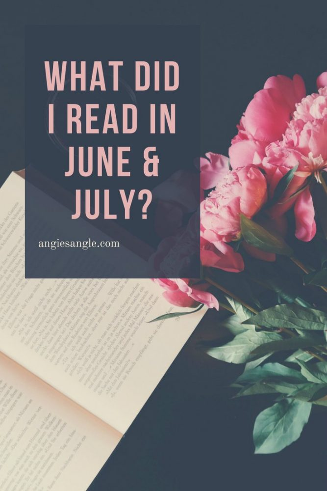 Read in June and July