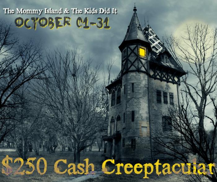 Creeptacular Cash Event