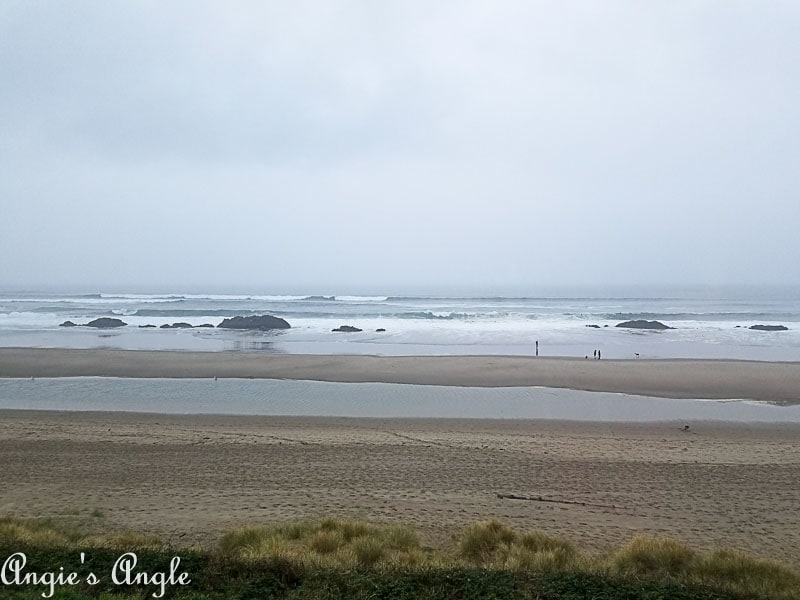 2018 Catch the Moment 365 Week 40 - Day 280 - Lincoln City Beach