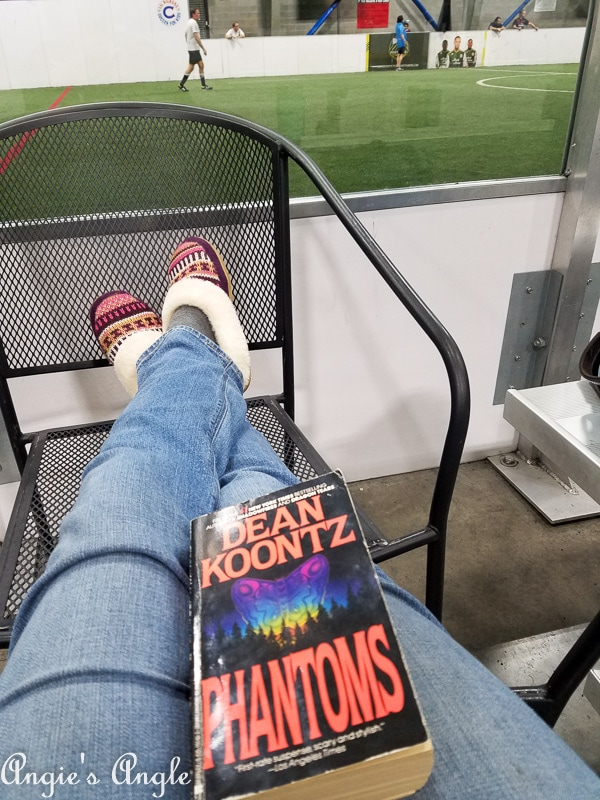 2018 Catch the Moment 365 Week 42 - Day 289 - Evening of Soccer