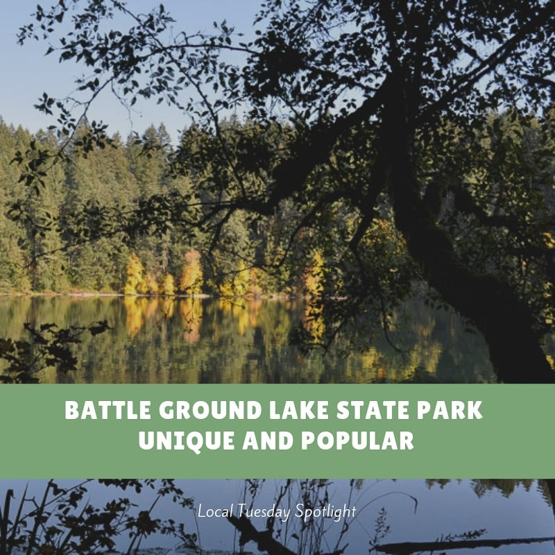 Battle Ground Lake State Park Unique - Social