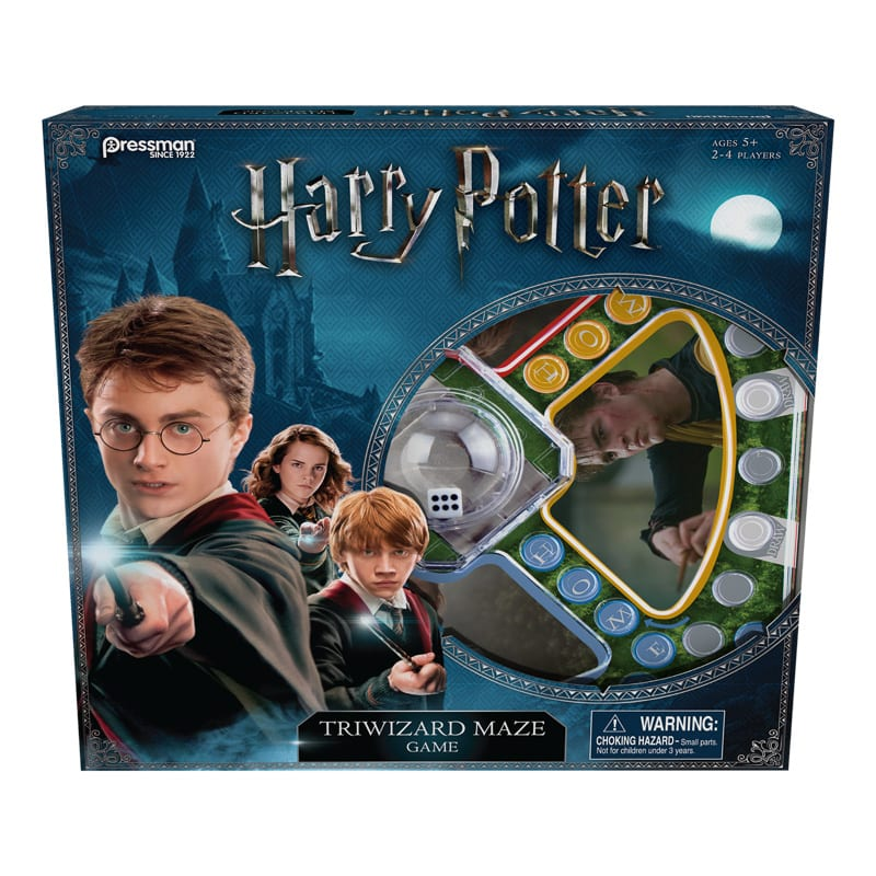 Win Two Harry Potter Games (3 of 4)
