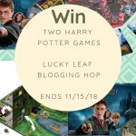 Win Two Harry Potter Games - Pin