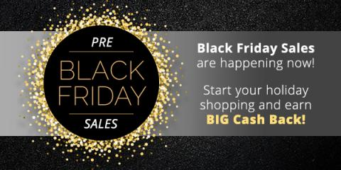 Black Friday with Swagbucks